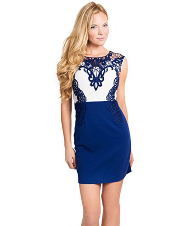 Embroidered Cocktail Dresses for Women